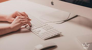 10 Parmak Klavye Hız Testi